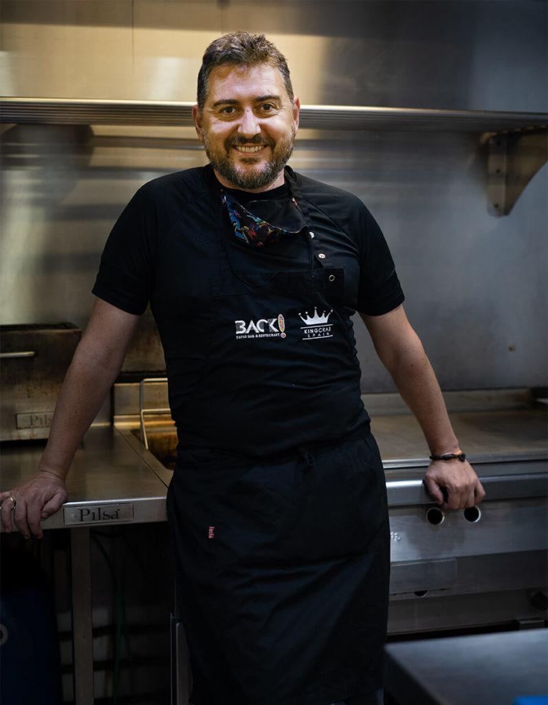 Back Restaurante Marbella - David Olivas