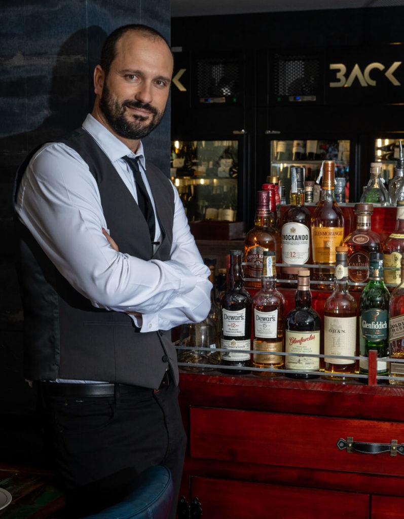 Back Restaurante Marbella - Fabian Villar
