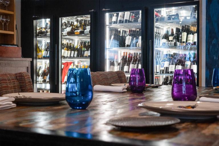 Back Restaurante Marbella - Bodega